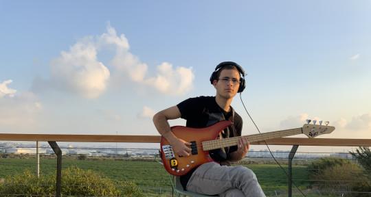 Bassist, Composer, Mixer - Omer Alexander Cohen