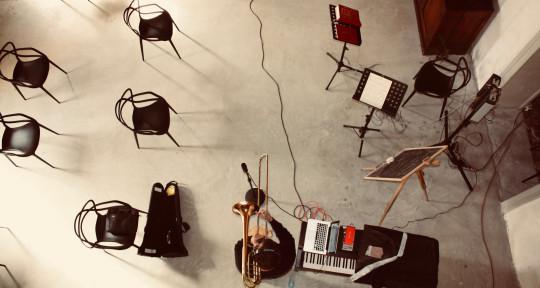 Bass Trombone, Sound Design - Alix Tucou