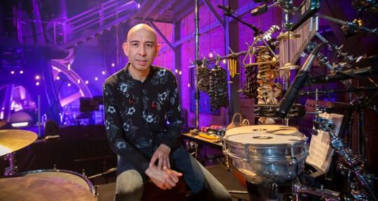 Session Drummer and Percussion - Roberto Serrano