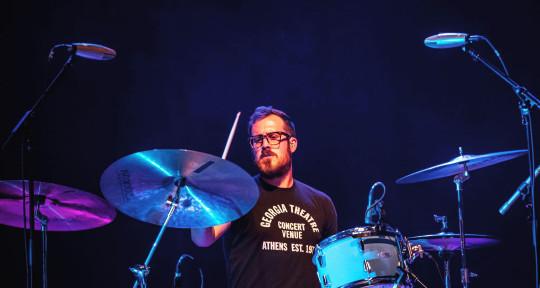 Drums | 50% Off 1st Track! - Alex Johnson