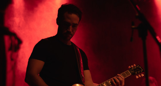 Session Guitarist, Songwriter - Ben Corby
