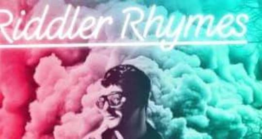 Write,sing,produce,rap - Riddler Rhymes