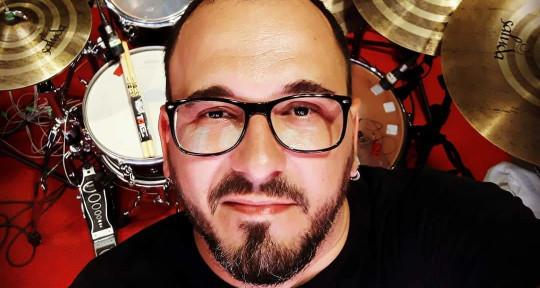 Session Drummer - André Beranger