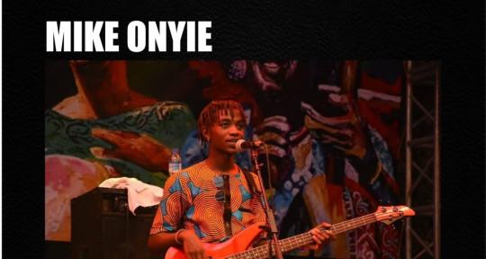 Session bass player - Michael onyango awalla