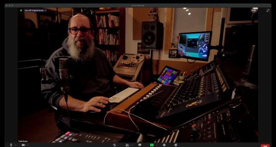 Mixing & Mastering - Todd Burke