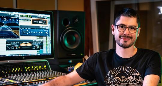 Hybrid Mixing and Mastering - Federico Hencker