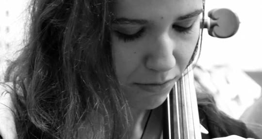 Session Cellist, Composer - Raquel Sànchez