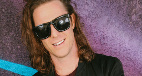 Music Producer  - Brandon Jordan