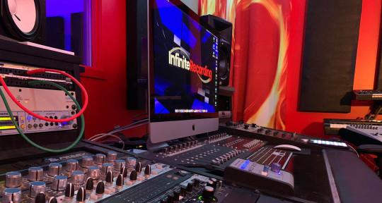 World-Class Recording Studios - Infinite Recording Studios