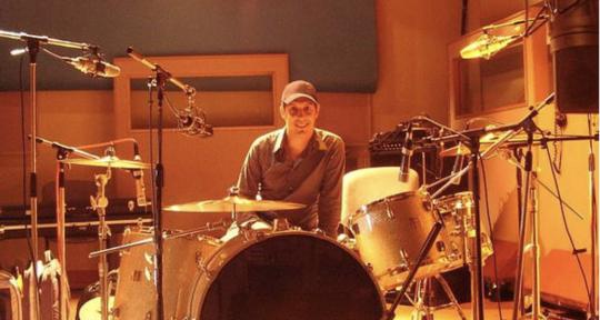 Session Drummer, Composer - Pierre-Etienne Michelin