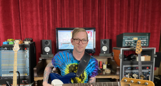 Session Bass Player/Engineer  - Ryan Kienle