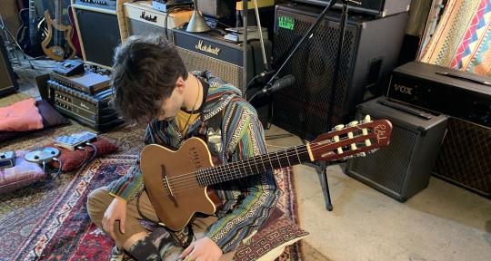 Session Guitarist - Emanuele Naima