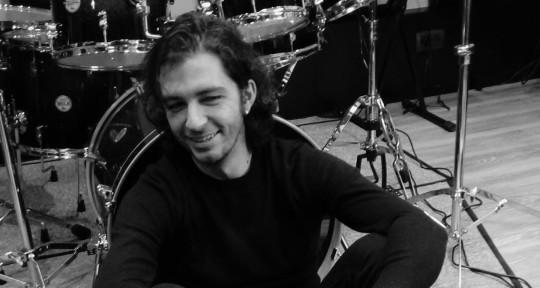 Creative session drummer  - Max Palmirotta
