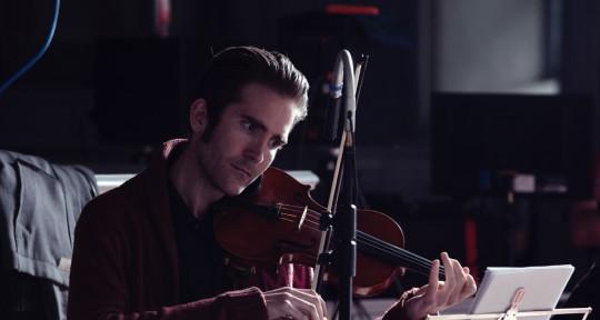 Remote string recordings - Olav Luksengård Mjelva