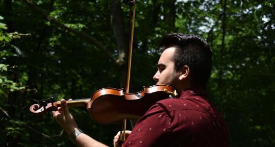 Session Violinist, Composer  - Andre