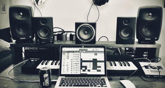 Mixing  - Samuel Aalto