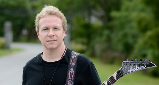 Session guitarist and drummer  - Matt Hughes