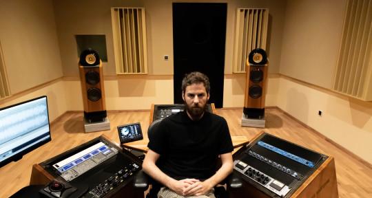Latin Grammy Nominee Mastering - Miguel A. González