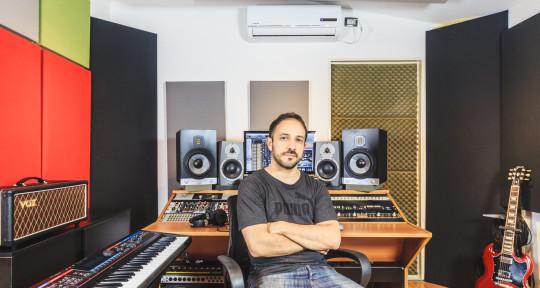 Mixing, Mastering, Editing - Josue do Justo Cardozo
