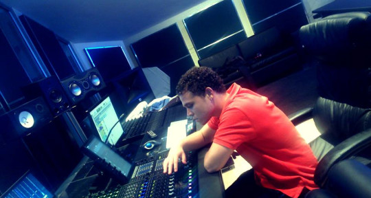 Mixing and Mastering Engineer - Daniel Flanagan