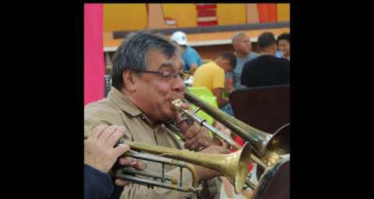 Producer,Arranger,Trombonist - Nestor Albany