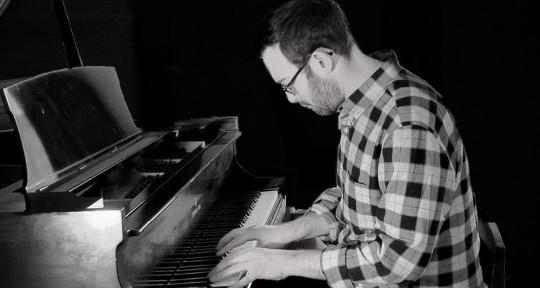 Keyboardist and Composer - David Ecker