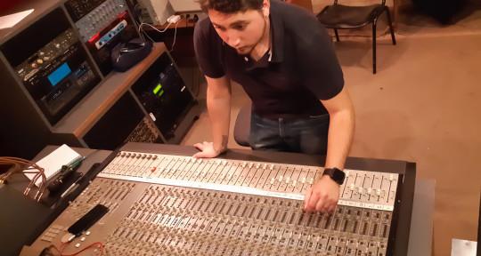 Music Producer, Mixing&Master - Jesús Martínez