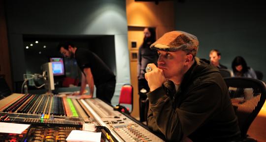 Music Producer, Audio Engineer - The Mark Hornsby