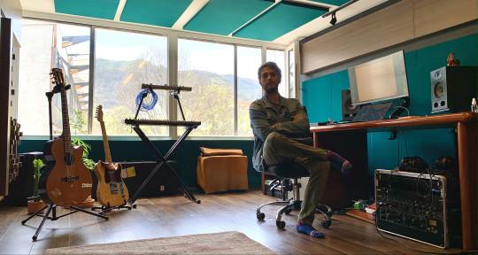 Music Producer / Mixer - Santiago Mejía B.