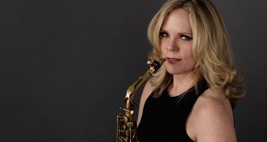 Jazz saxophonist & flutist - Laura Dreyer