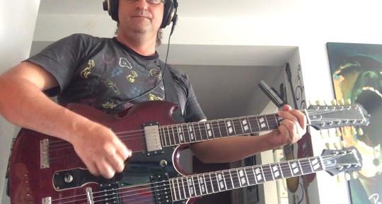 Mix&Master Session Guitarist - Vito