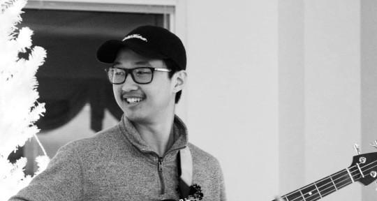 Bassist, Mix/Master Engineer - Timothy Ko