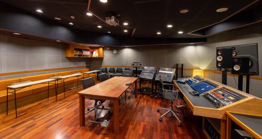 Recording & Mixing Engineer - Gregory Germain