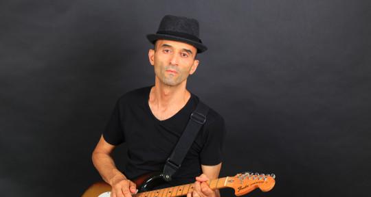 Session guitarist    - Malik Ati