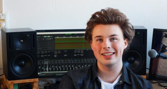 Recording, Mixing & Mastering - Tom Siemerink