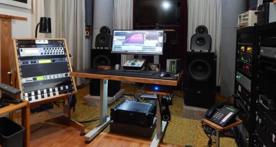 Audio Mastering/Restoration - Acoustik Musik, Ltd.