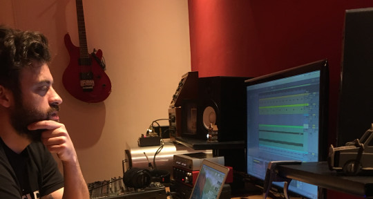 Mixing and Composer - Manitos