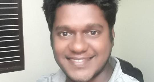 Mixing & Mastering Engineer - Shivanand Arumugaswamy