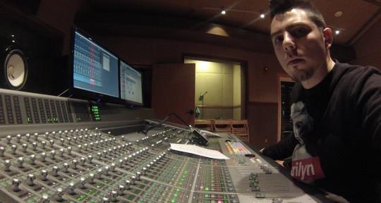 Grammy sounding mixes - mixing engineer AD