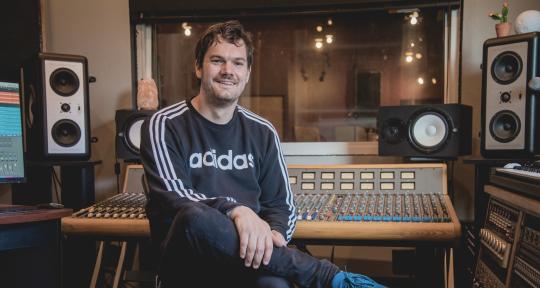 Producer, Recording, Mixing - Collin Ingram