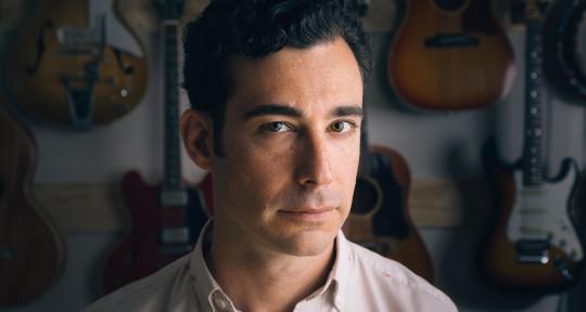 Producer, Session Guitarist - Adam Ollendorff