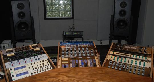 analog mastering - Grey Market Mastering
