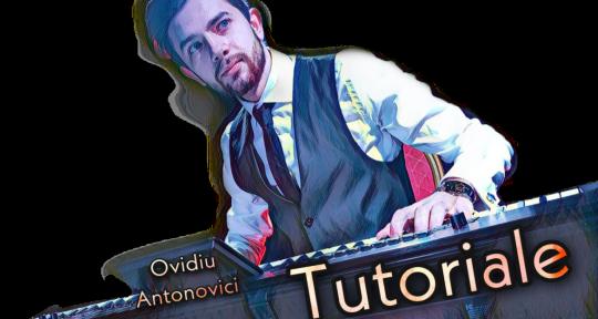 Recording Studio - Ovidiu Antonovici