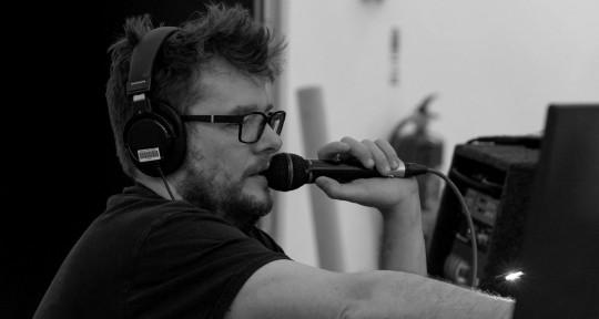 Podcast, Mix, Master, compose - Studio AVM