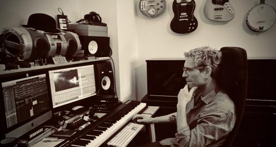 Composer, Producer, Mixer - Geezer's Palace Studio