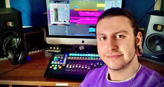 Remote Mixing and Mastering  - Gabriele Gasparroni