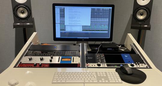 Recording/mixing/mastring - Viktor