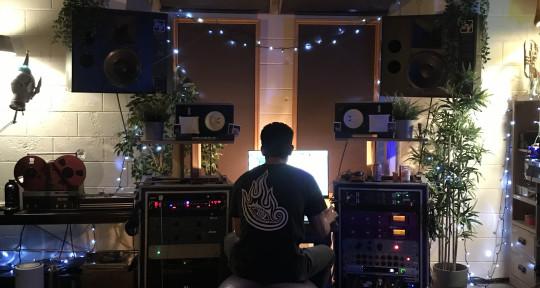 Mixing/Mastering Engineer - Austin Asvanonda