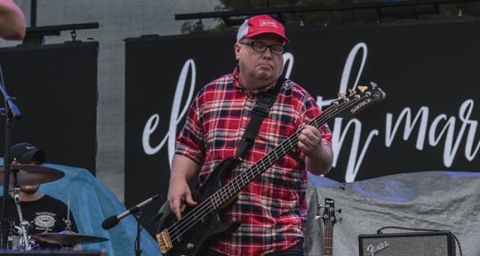 Bass Player - Jeremy Jones