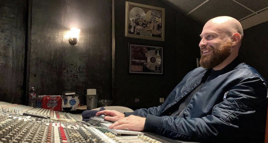 Mixing Engineer - Zach Steele